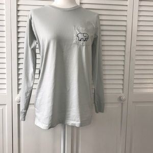 Ivory Ella Organic Cotton Long Sleeve Shirt